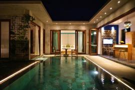Villa 2 Outdoor & Pool