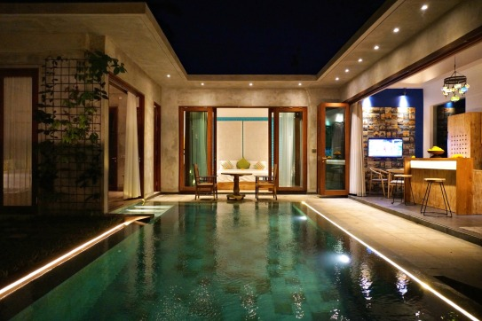 Villa 2 Outdoor & Pool